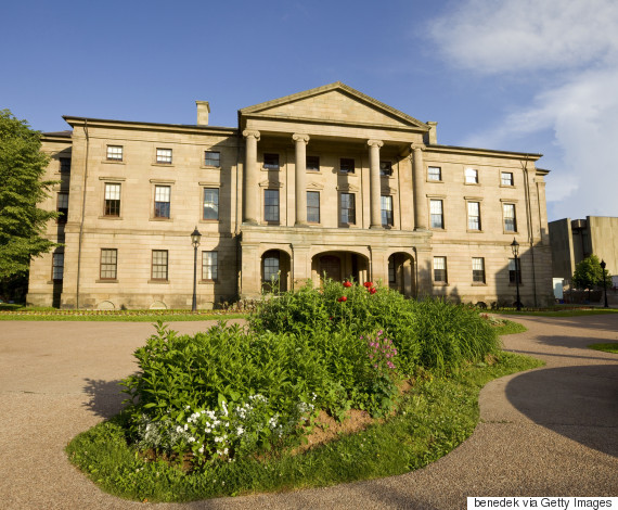 province house charlottetown