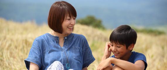 CHILD MOTHER JAPAN