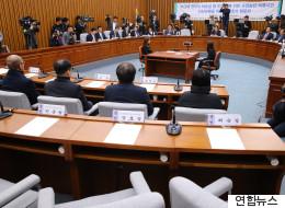 핵심증인들 무더기 불출석 '무기력한 청문회'