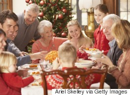 How To Let Go Of Entrenched Family Roles During The Holidays