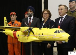 Feds To Spend $2.3B To Replace Ancient Search-And-Rescue Planes