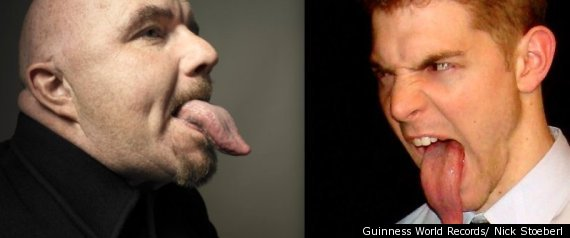 Worlds Longest Tongues