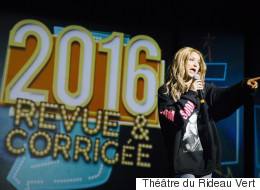 «2016 Revue et corrigée»: besoin de corrections