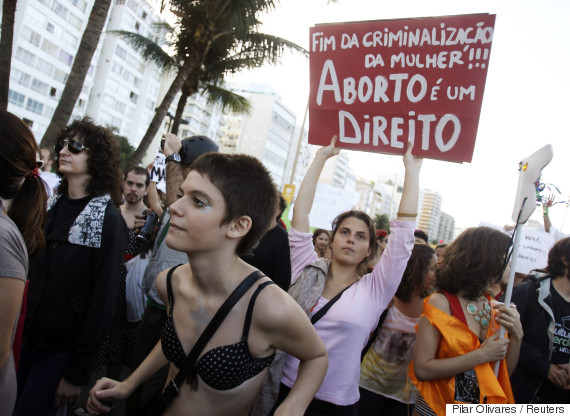 abortion brazil