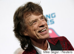 This 73-Year-Old Rolling Stone Just Welcomed His 8th Kid