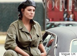 Some Designers Refused To Dress Ashley Graham For Her Vogue Cover