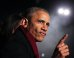 Obama Inspires To 'Have Each Other's Backs' During His Final National Tree Lighting Ceremony