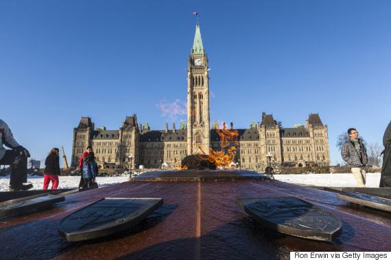 parliament hill canada