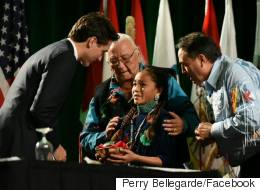 12-Year-Old Calls Out Trudeau For Breaking Promises With Pipelines