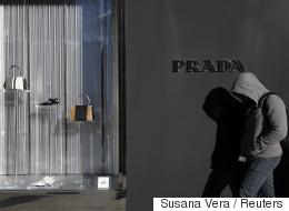 강제노동 예방 노력 꼴찌 브랜드는 '프라다'다