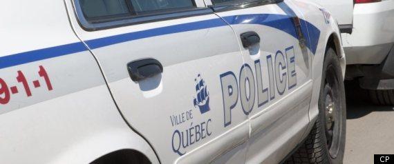 POLICE QUEBEC