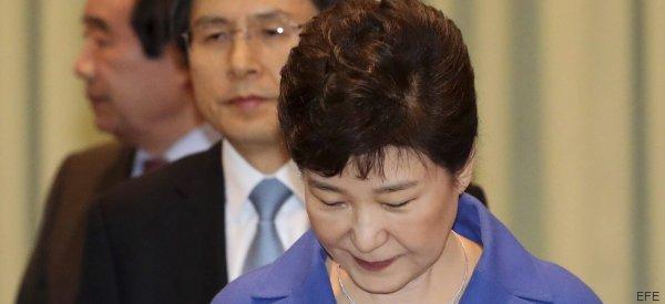 Destituida la presidenta de Corea del Sur por corrupción
