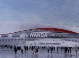 Pitorreo en Twitter con el nombre del estadio del Atlético de Madrid