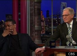 Letterman's Compliments Make Denzel Washington Feel Uncomfortable