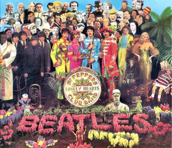 sgt pepper beatles
