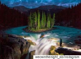 Incredible Night Images Showcase The Best Of Alberta After Dark