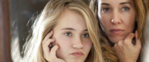 MOTHER TEEN DAUGHTER MIRROR