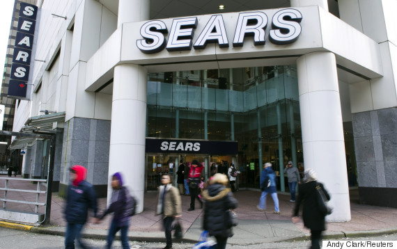 Sears Holdings posts loss for fifth straight quarter