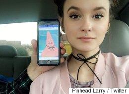 Son petit ami la compare à un personnage de «Bob l'éponge», sa photo devient virale