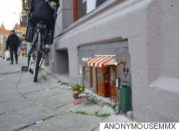 스웨덴에 생쥐를 위한 상점들이 생기다(사진)