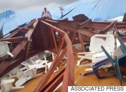 Au moins 60 morts dans l'effondrement du toit d'une église au nigéria