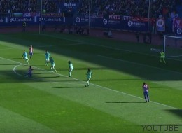 El gol que si lo hubiera marcado Cristiano estaría en todos los telediarios
