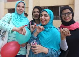 أنا إسلامي أؤمن بحقوق المرأة