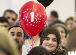 Syrian Refugees Celebrate One Year In Canada