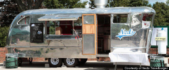 The Truck Stops Here: Mobile Food Vendors Come To Farmers Market