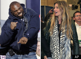 Brandon Jacobs Gisele Bunchen