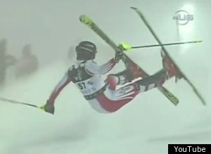 Winter Sports Fails