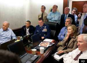 Bin Laden Sit Room