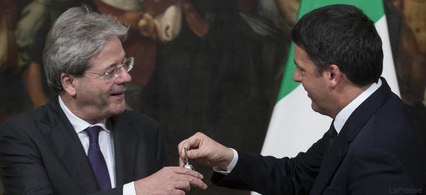 Risultati immagini per Gentiloni - Governo più riciclato non si vide mai