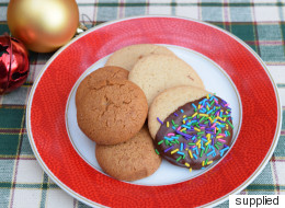 Allergy-Friendly Christmas Cookies You'll Want To Gobble Up