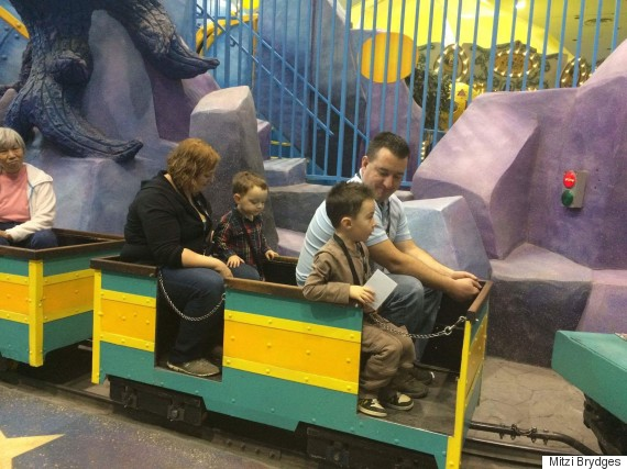 brydges family west edmonton mall
