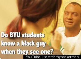 Utah Students Asked About Black History By Comedian In Blackface (VIDEO)