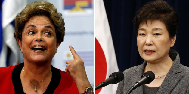 Brazil and South Korea Impeach Their Presidents