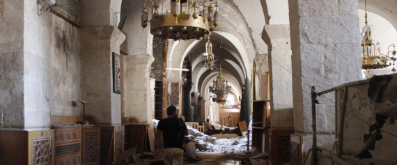 ALEPPO GRAND MOSQUE