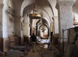 صور: ماذا خسرت حلب من آثارها وتاريخها في حرب السنوات الأربع؟ قائمة بآثار دُفنت في