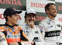La foto y la frase con la que Alonso ha zanjado el culebrón de Mercedes