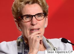 Wynne's Approval Rating Sinks To Stunning Low: Poll