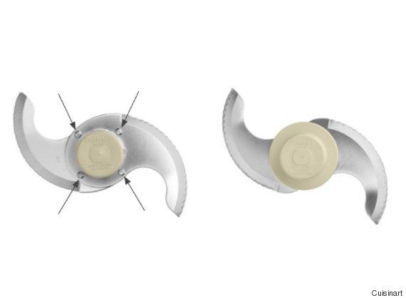 food processor blades