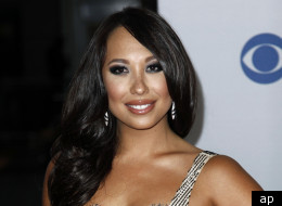 Cheryl Burke Dancing With The Stars Season 14