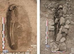 اكتشاف مقبرة إسلامية في فرنسا تعود للقرن السابع الميلادي