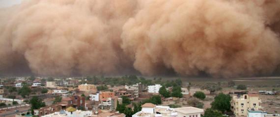 HABOOB SUDAN