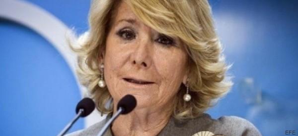 El mensajito de Aguirre a Gallardón