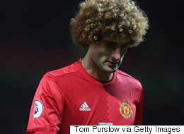 Man Utd Fans Booing Marouane Fellaini This Weekend Was Nothing Short Of Shameful