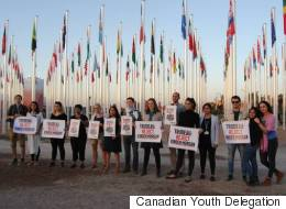 Canada's Youth Inclusion At COP22 Was A Mere Photo Op