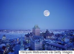 Québec serait la meilleure ville où profiter de l'hiver