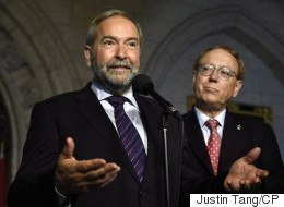 Trudeau Exposed By Fundraiser Controversy, Mulcair Suggests